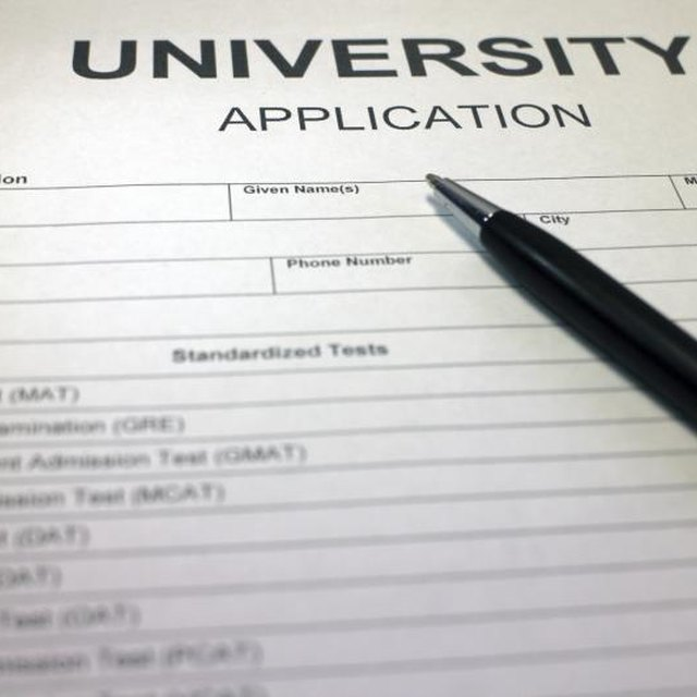 How to Choose References for a College Application
