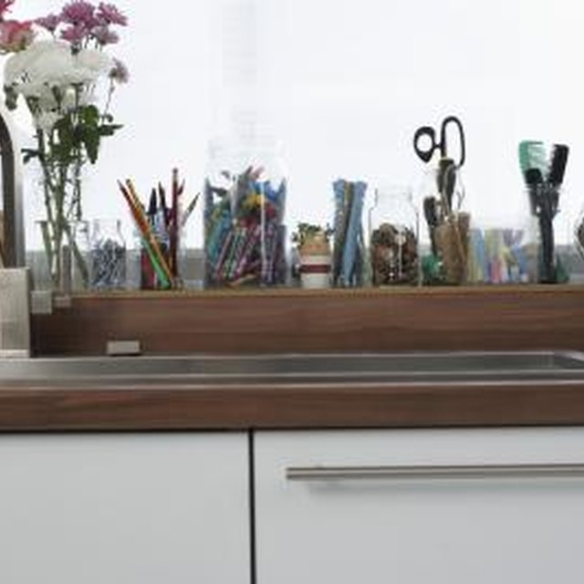 The Standard Size Of Formica Kitchen Countertops Homesteady