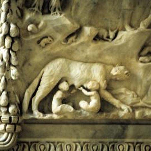 The Symbolism Behind Animals in Roman Life & Art