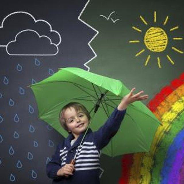 Kindergarten Weather Lesson Plan Activities