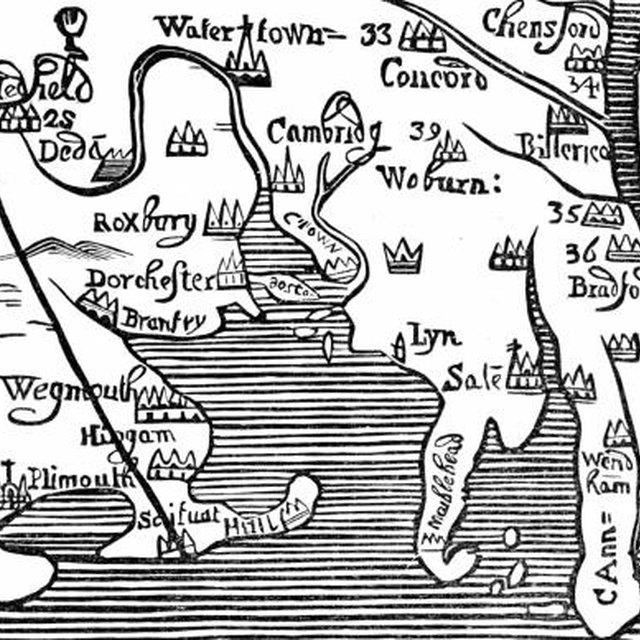 Reasons for the Founding of Massachusetts in 1630