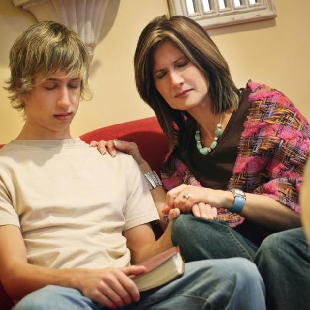 How to Manage Aggressive Male Teen Behavior