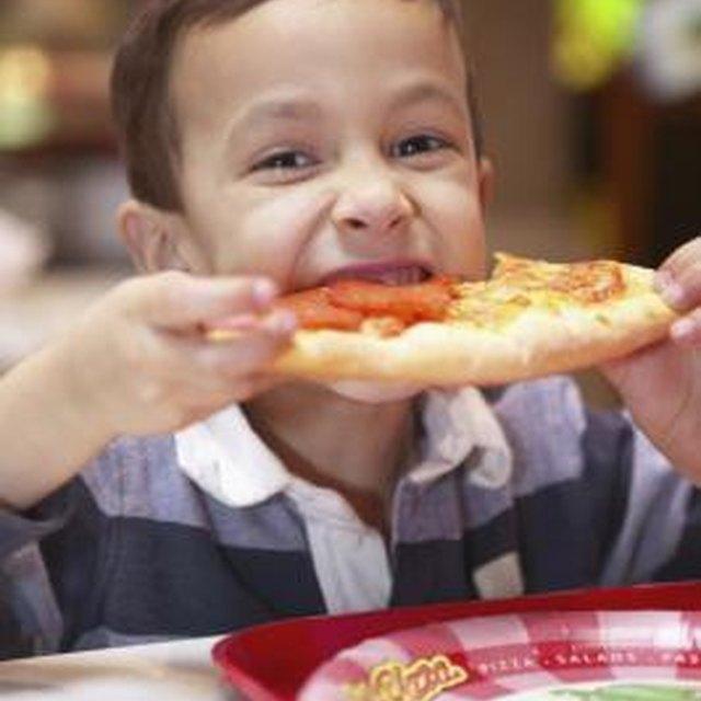 Lesson Plans on Restaurants for Preschool
