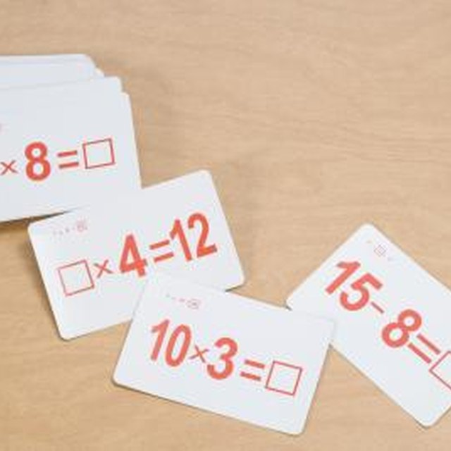 How to Memorize Times Tables