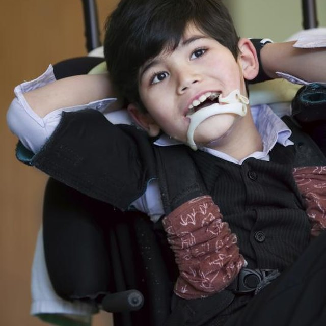Classroom Activities for Children With Cerebral Palsy