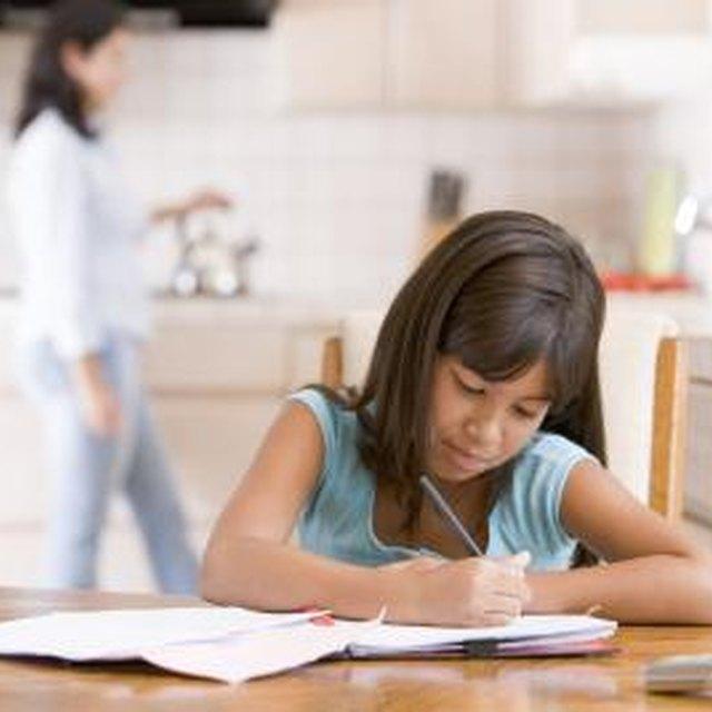 How to Grade Homeschool Papers