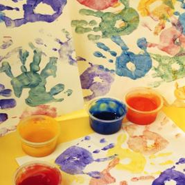 Nursery School Exhibition Ideas
