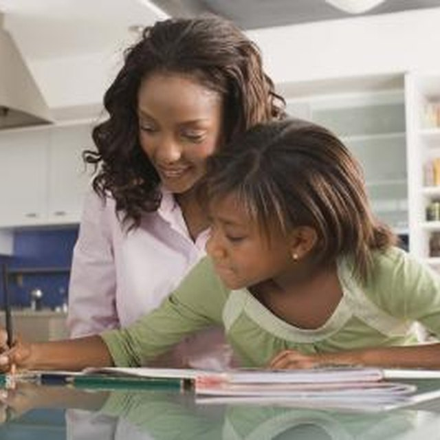 How to Get Caught up When You Are Behind in Home Schooling