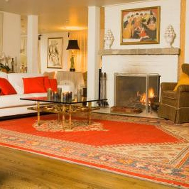 Round Or Rectangular Area Rug: When To Use Round Or Rectangular Area Rugs