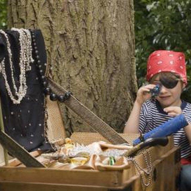 Treasure Hunt Activities for School