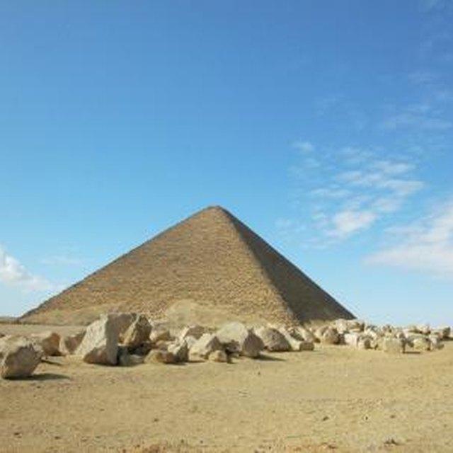 Ancient Egypt Sixth-Grade Project Ideas
