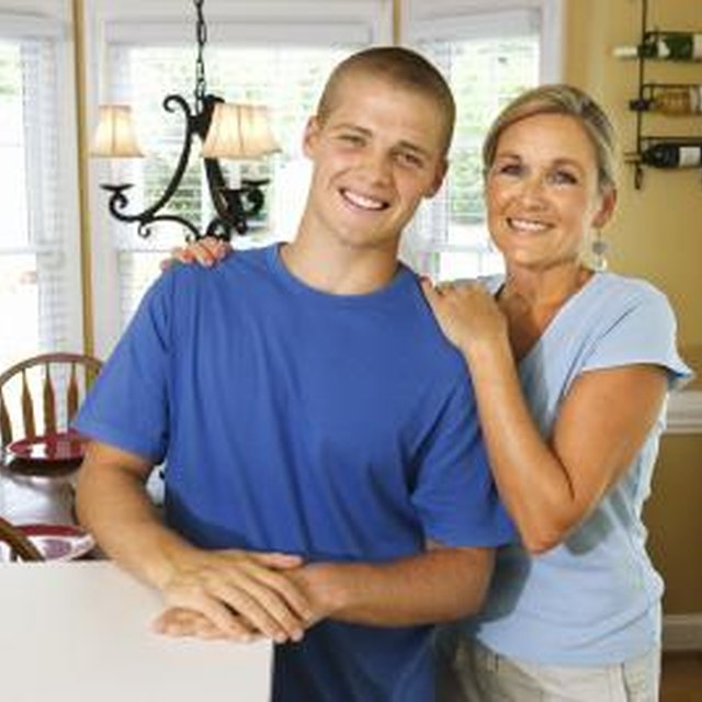 Can I Claim My Son on My Taxes If He Is Employed?
