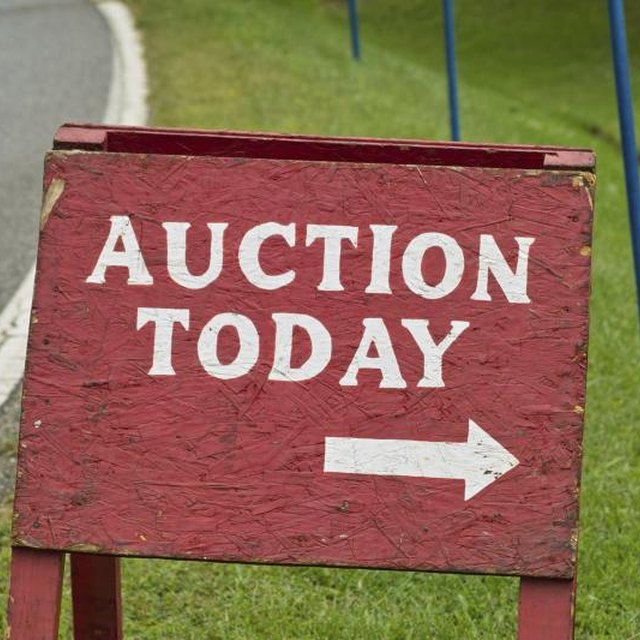 How to Find Auctions in My Area
