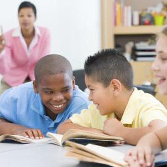 Common Behavior Problems in the Classroom