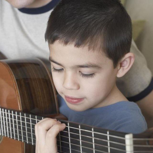Music Theory Exercises for Young Children
