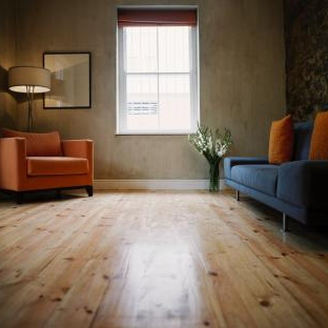 How To Remove White Film On A Wood Floor Homesteady