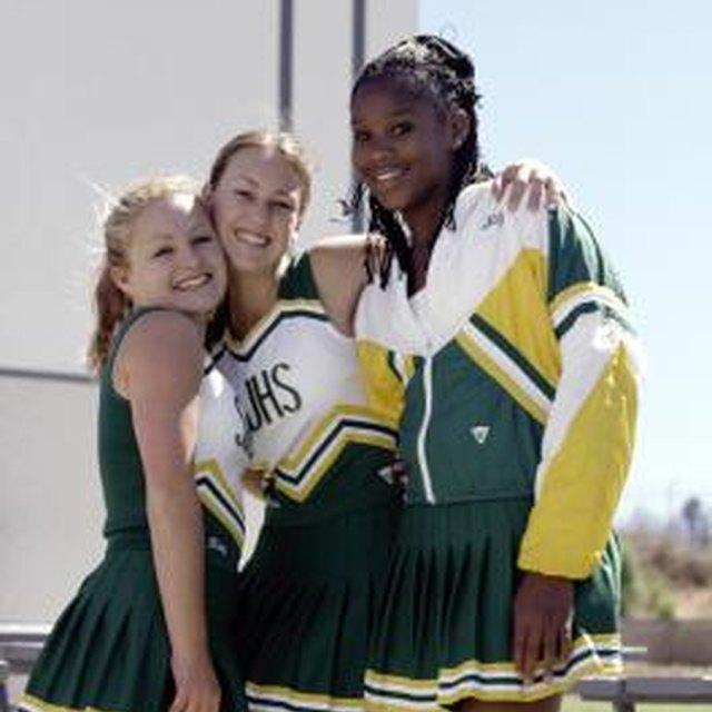 Speech Topics on Cheerleading