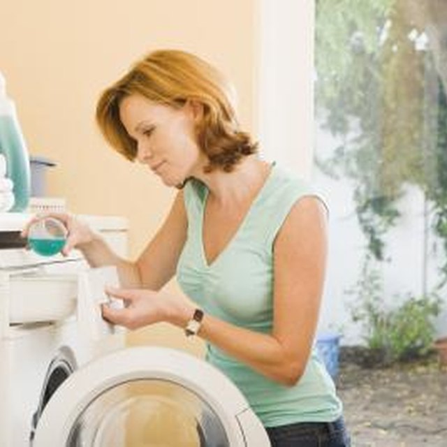 How to Install a Kenmore Topload Washing Machine