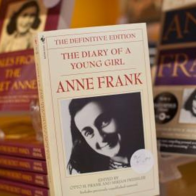 Important Facts About Anne Frank