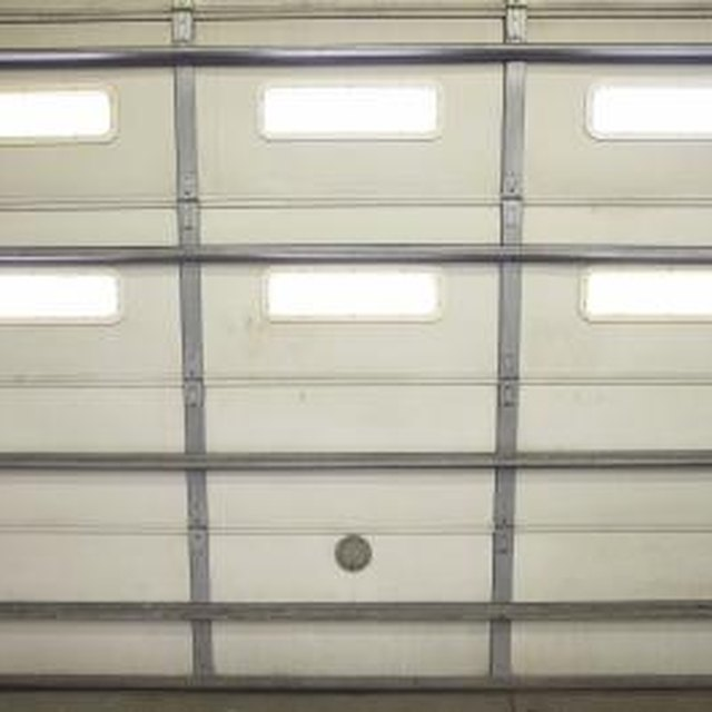 How To Reset A Steel Craft Garage Door Opener With Keyless