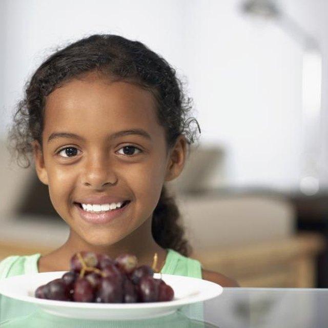 Food Lesson Plans for Children