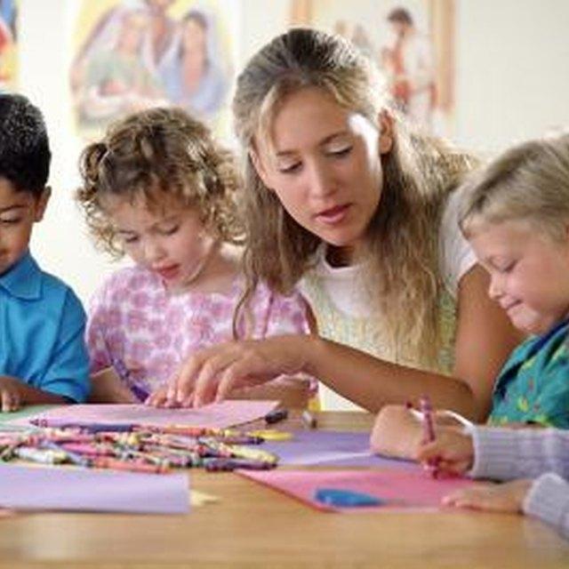 How to Group in Kindergarten
