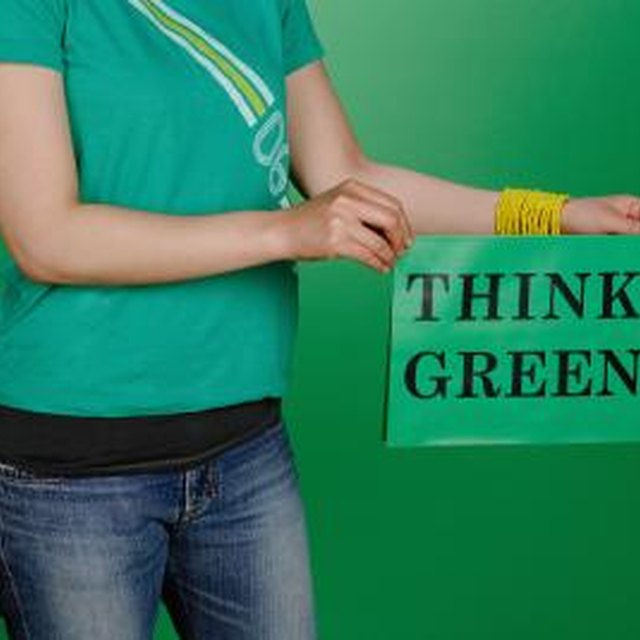 High School Environmental Awareness Club Activities