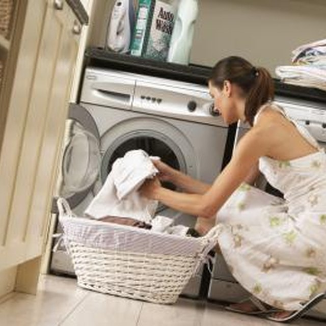 How to Install a GE Washer