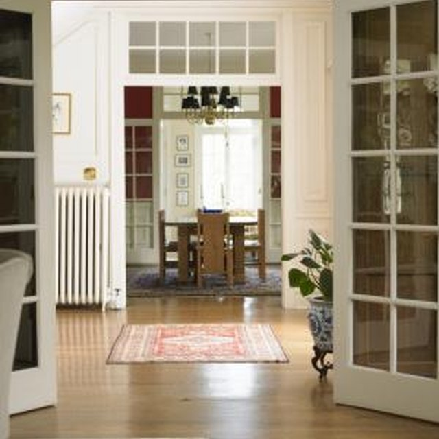 How To Decorate A Room With Lots Of Doorways