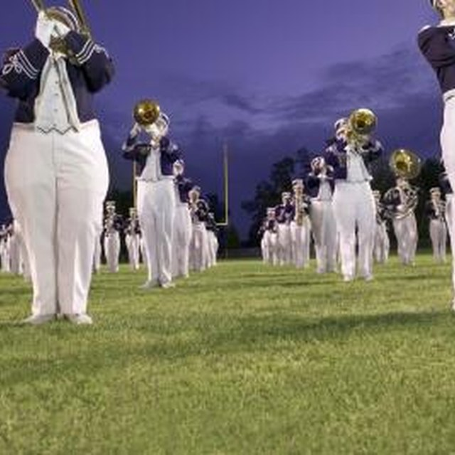 How to Run a Successful Band Booster Club With Band Parents