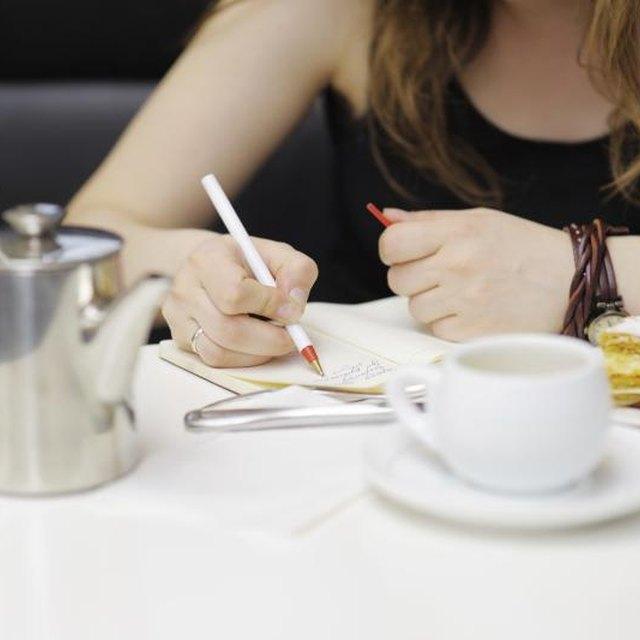 How to Write a Restaurant Review