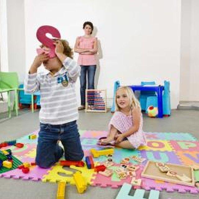 The Difference Between Pre-School and Kindergarten