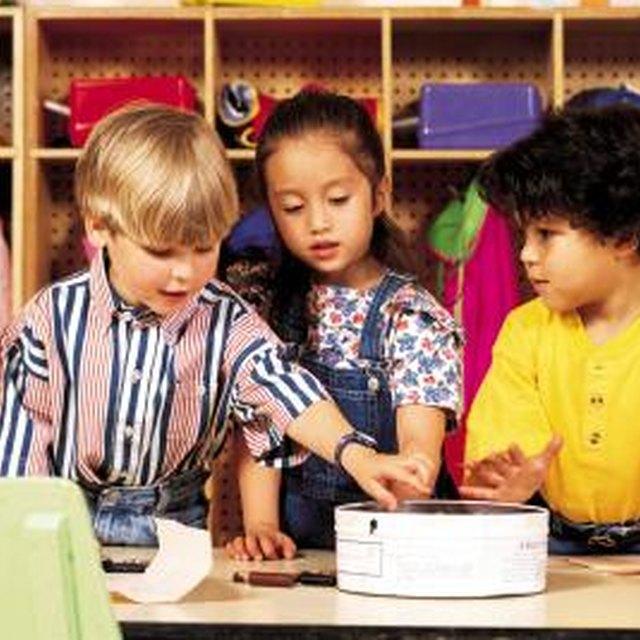 Preschool Activities for Animal Habitats