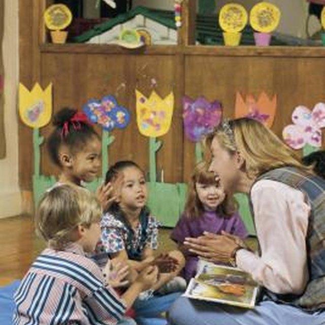 Kindergarten Activities:
