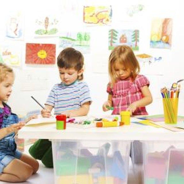 Ideas for Preschool Language Development Activities