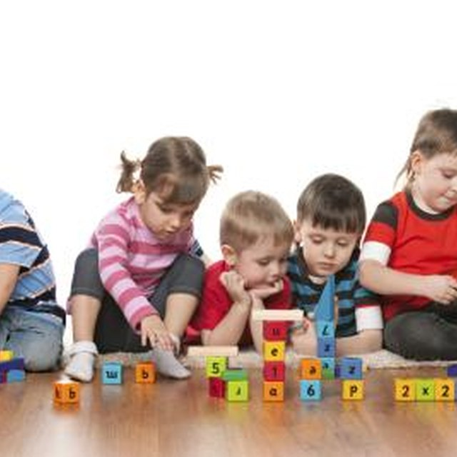 Activity on How to Teach Children to Match