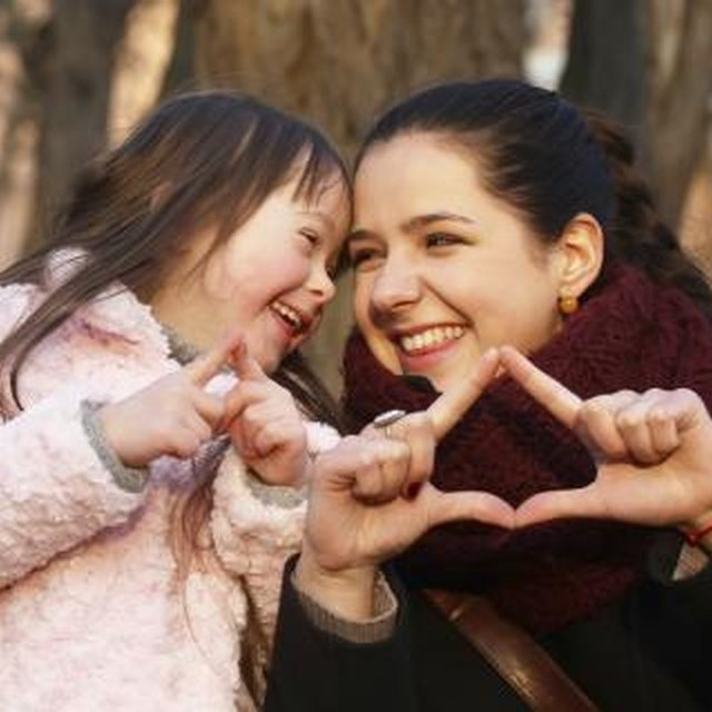 How to Teach Life Skills to Persons With Down Syndrome