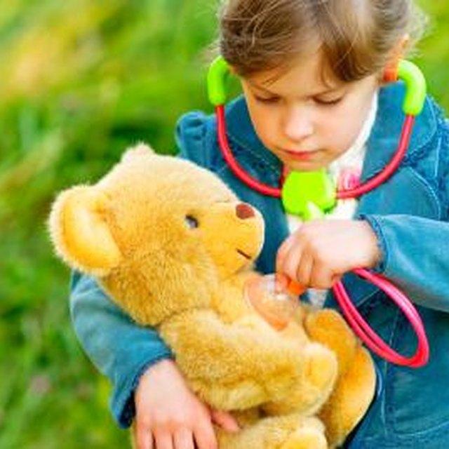 Doctor Office Theme Activities for Preschoolers