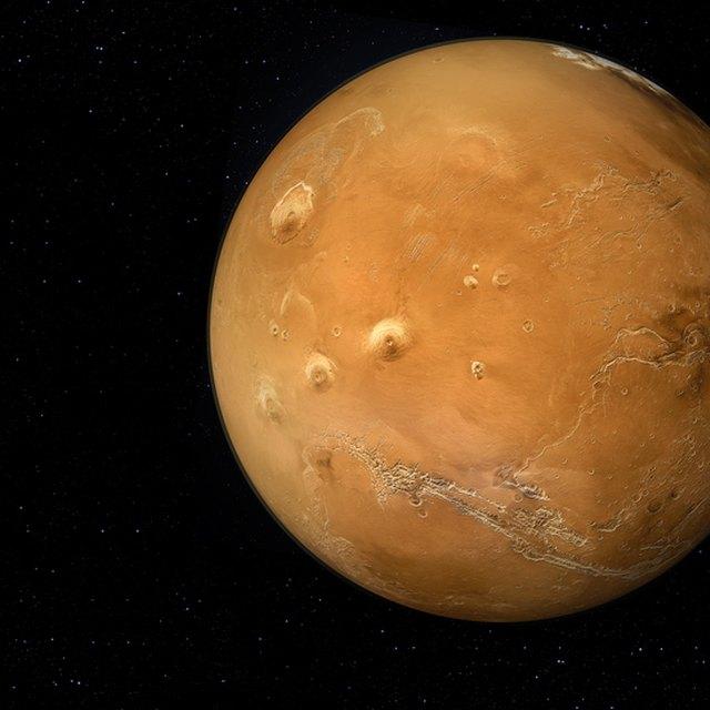 True or False: Mars Edition