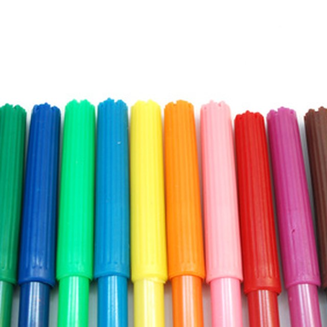 How to Make Your Own Chalk Ink Markers
