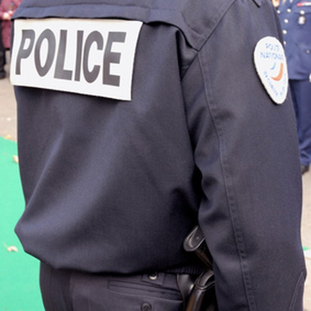 Police Academy Requirements for Texas