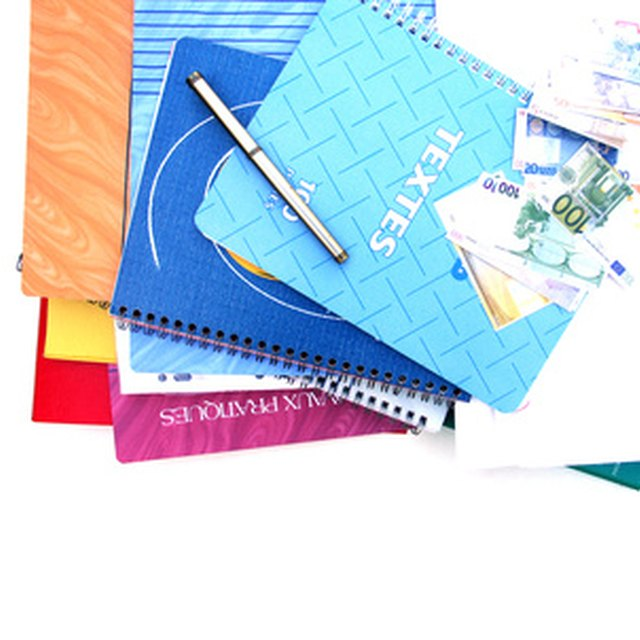 List of School Supplies for College
