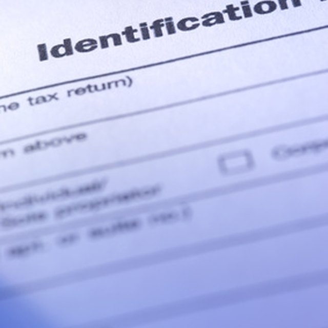 How to Find a Federal Tax Identification Number for a Business