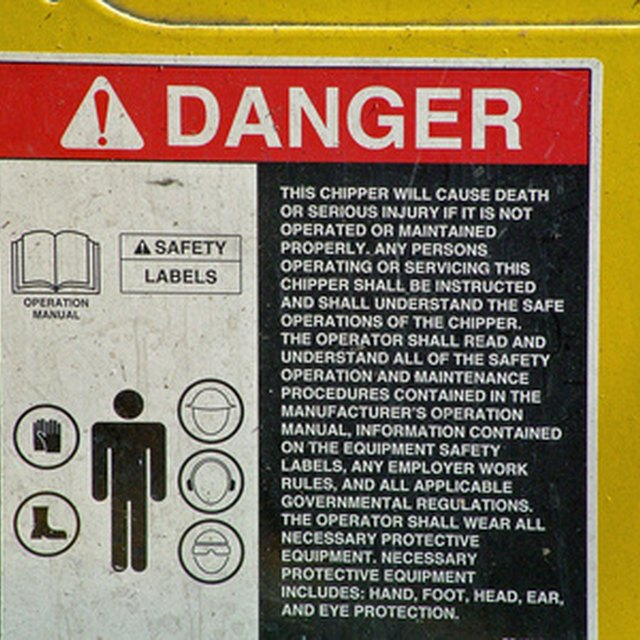 How to Write Safety Procedures