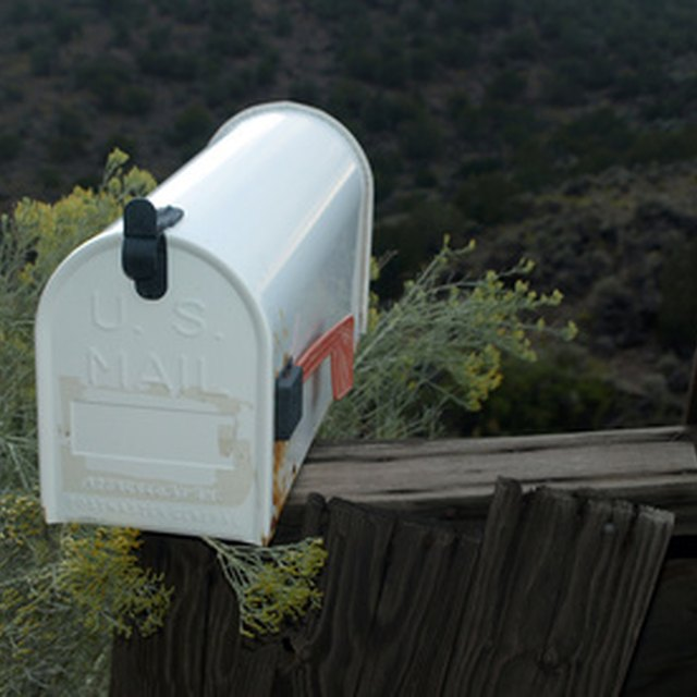 How to Stop Junk Mail From Coming to Your House