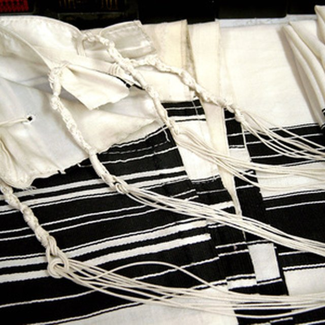 What Is the Meaning of the Jewish Prayer Shawl?