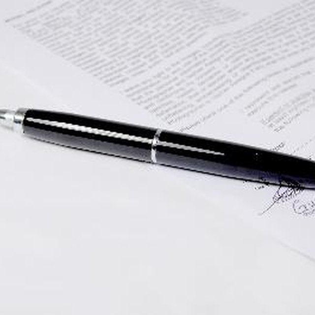 Purchase Agreements for Real Estate