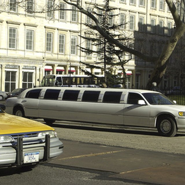 Limousine Depreciation Guidelines