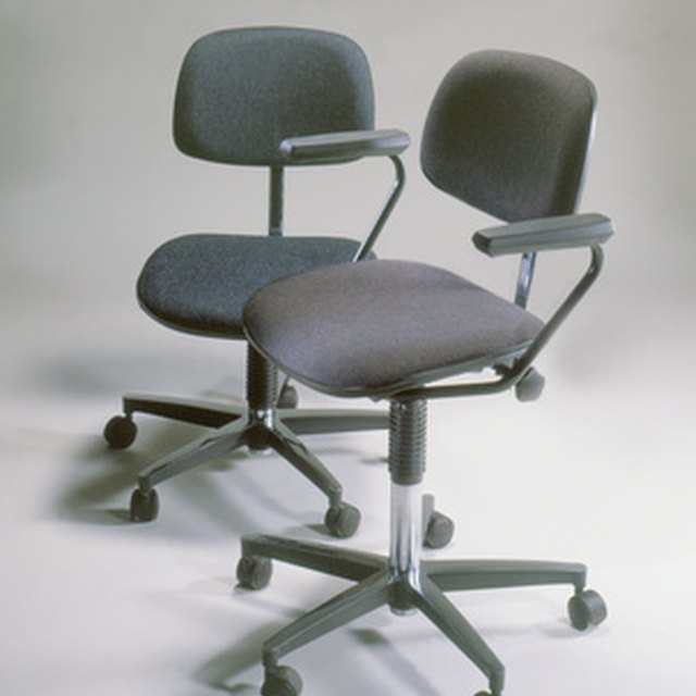 Office Chair Instructions