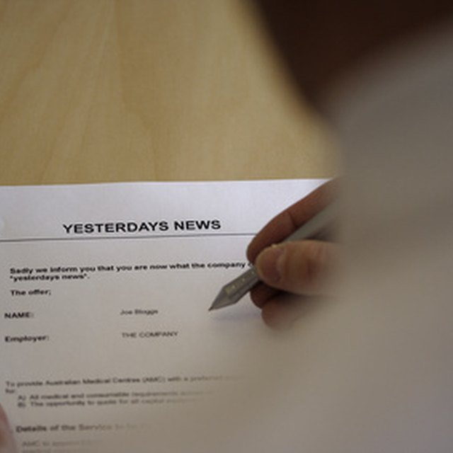 Acceptable Closings for Business Letters